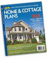 Homes & Cottage Plans Book