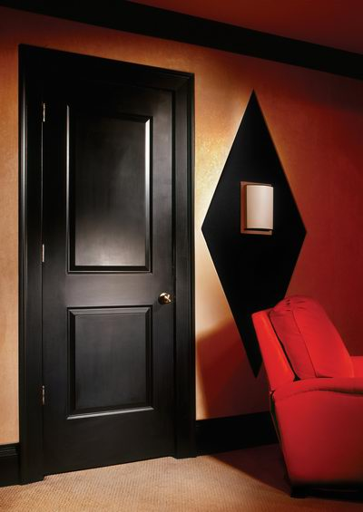 Jeld-Wen Interior 2-Panel Door