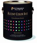 Pittsburgh Paints Accent Colour Base
