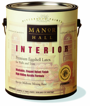 Pittsburgh Paints Manor Hall Interior