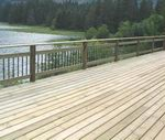 Taiga Premium Pressure Treated Decking